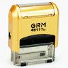 GRM 4911 P3 оснастка для штампа с золотым корпусом